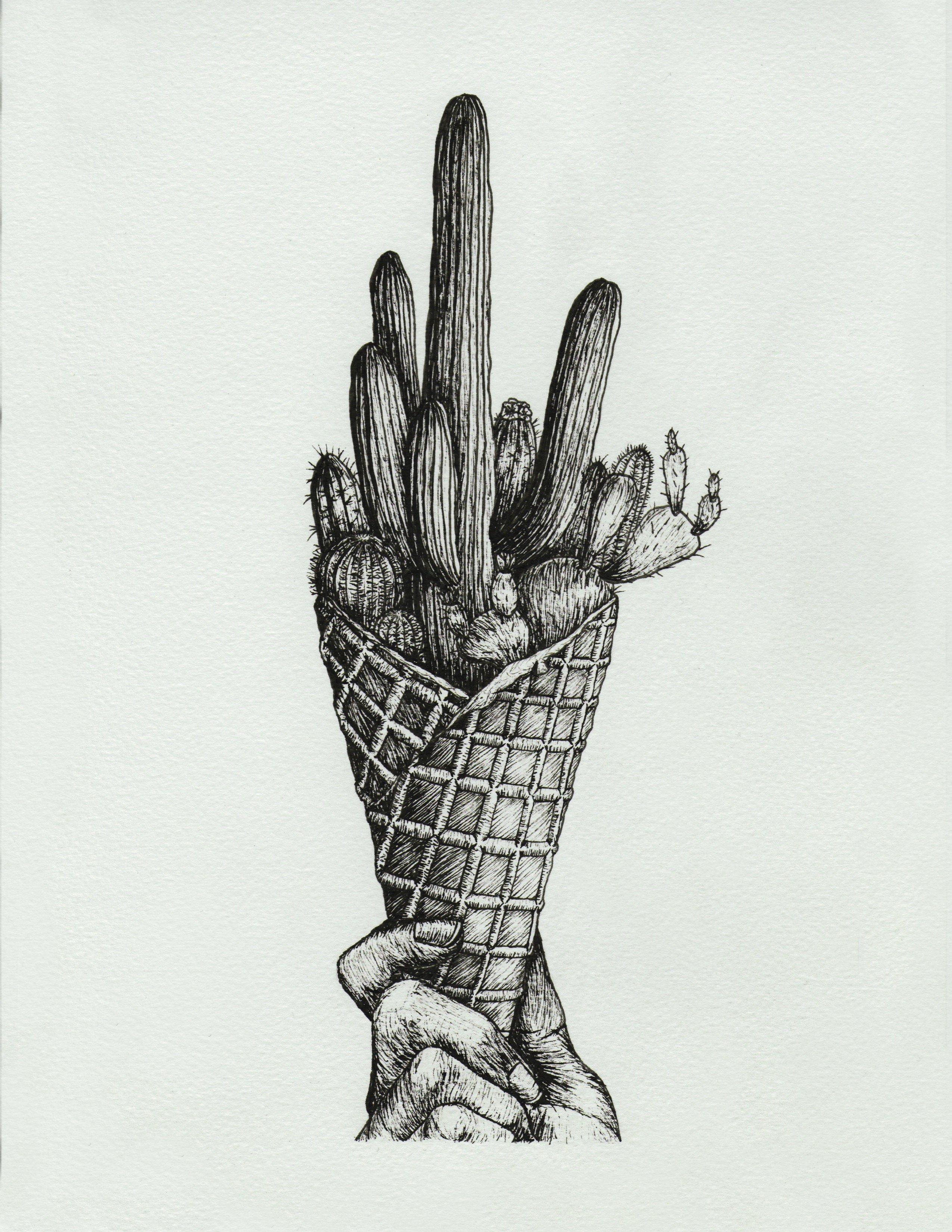 Cactus Cone