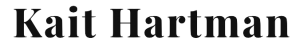 kait hartman logo